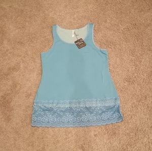 NWT Matilda Jane Fork In The Road Tank